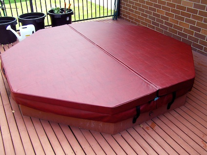 Spa Cover Colour Range