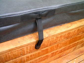 Spa Cover Locking Strap
