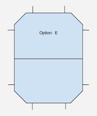 Lock arrangement for spa cover